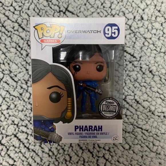 Funko Other - POP Funko Overwatch - Pharah #95